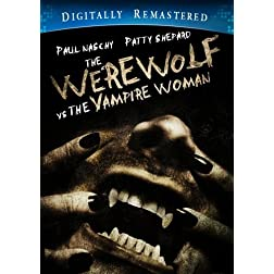 The Werewolf vs. The Vampire Woman - Digitally Remastered (Amazon.com Exclusive)