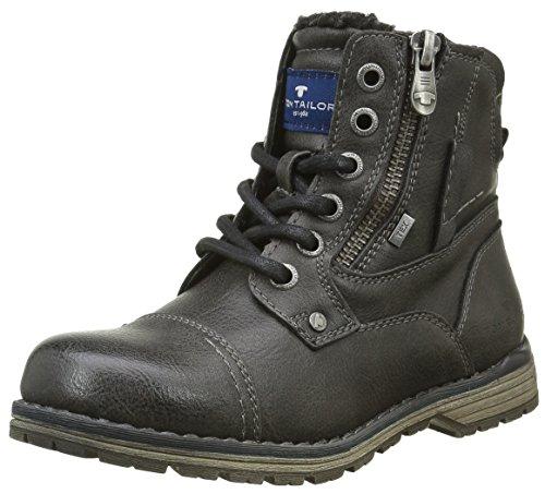 tom-tailor-1671102-bottes-classiques-garcons-gris-coal-37-eu