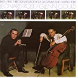 Bach: The Three Sonatas for Viola da Gamba & Harpsichordby Glenn Gould