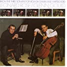 Bach: The Three Sonatas for Viola da Gamba & Harpsichord