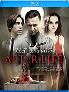 NEW Ricci/neeson - After Life (Blu-ray)