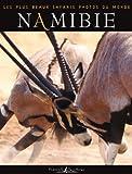 echange, troc Christine Baillet - Namibie