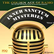 Inner Sanctum Mysteries | [PDQ Audioworks]