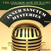 Inner Sanctum Mysteries Audiobook