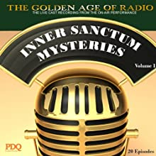 Inner Sanctum Mysteries  by PDQ Audioworks