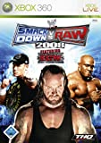 WWE Smackdown vs Raw 2008 (XBOX 360)