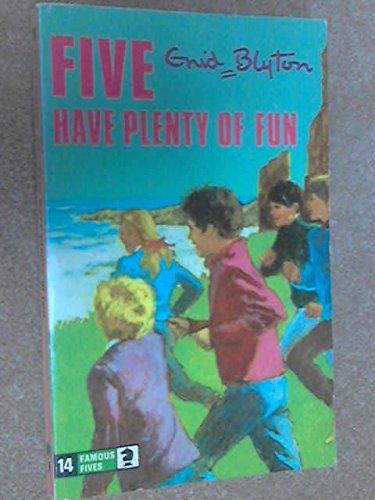 FIVE HAVE PLENTY OF FUN (KNIGHT BOOKS)