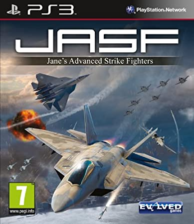 Jane's Advanced Strike Fighters (PS3)