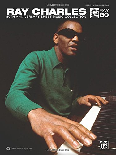 Ray Charles 80th Anniversary Sheet Music Collection: Piano/Vocal/Guitar