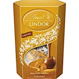 Lindt - Lindor - Caramel Cornet - 200g (Case of 8)