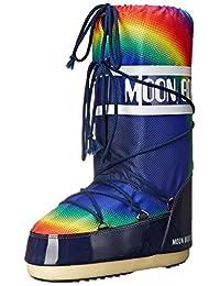 Tecnica Women's Moon Rainbow Winter Fashion Boot