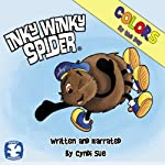 Inky Winky Spider: Colors by the Bay | Cyndi Sue