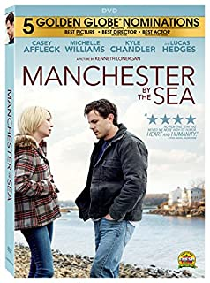 Book Cover:  Manchester By The Sea