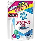 アリエール 洗濯洗剤 液体 イオンパワージェル サイエンスプラス 詰替用 超特大サイズ 1.35kg