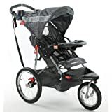 Baby Trend Expedition LX Jogger - Black Mistby Baby Trend