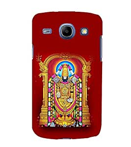 printtech Lord God Balaji Back Case Cover for Samsung Galaxy On7