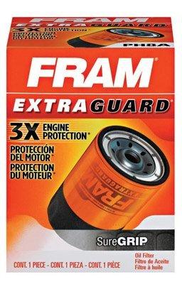 Fram PH4386 Extra Guard Passenger Car Spin-On Oil Filter