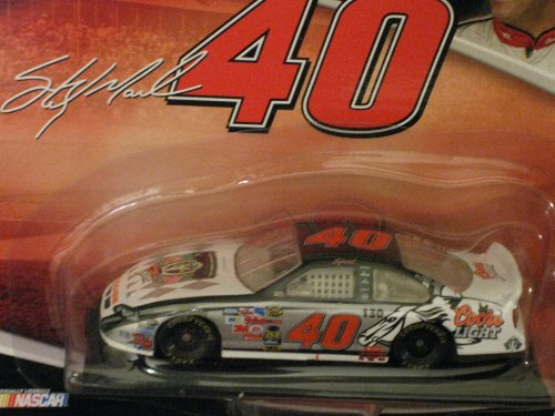 Winner's Circle #40 Sterling Marlin 1:64 Coors Light Dodge NASCAR on Short Card - 1