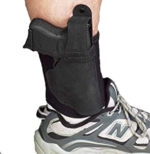 Galco Ankle Lite / Ankle Holster for Glock 26, 27, 33