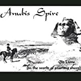Old Lions in the World of Snarling Sheep by Spire, Anubis [Music CD]