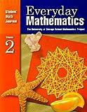 Everyday Mathematics Volume 2: Math Journal (0075844842) by Bell, Max