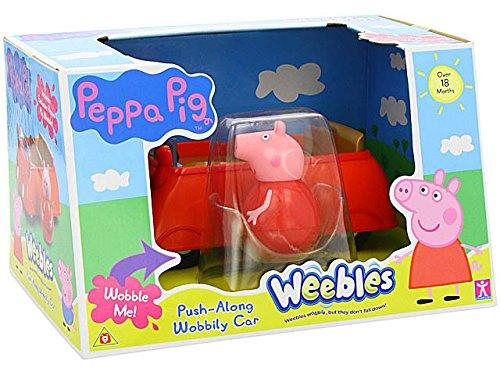 PEPPA PIG CAR PUSH & GO