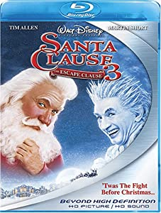 The Santa Clause 3 - The Escape Clause Blu-ray from Walt Disney Video