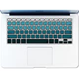 "Masino® Silicone Keyboard Cover Ultra Thin Keyboard Skin For MacBook Air 13"" MacBook Pro With Or Without Retina... - B0179F21WI"