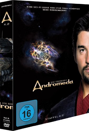 Andromeda - Season 4.2 [3 DVDs]