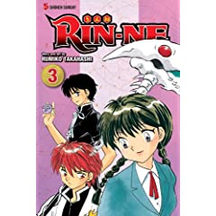 Rin-Ne, Vol. 3 by Rumiko Takahashi