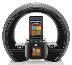 JBL ON AIR Station d'accueil sans fil pour iPod/iPhone/iPad AirPlay Noir