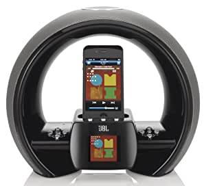 JBL On Air wireless iPhone/iPod Dock (Air Play) schwarz