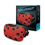 Hyperkin HTC Vive GelShell Head Mounted Display Silicone Skin (Red) - PC