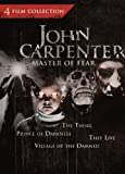 John Carpenter: Master of Fear 4 Film Collection (The Thing / Prince of Darkness / They Live / Village of the Damned)