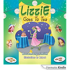 Lizzie Goes to Tea (English Edition)