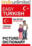 Easy Turkish - Picture Dictionary (English Edition)