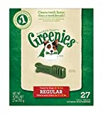 Greenies Dental Chews for Dogs,  Regu...
