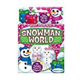 DDI Mini Make Your Own Snowman World Case Pack 24