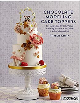 Cake Art Modeling Chocolate : Chocolate Modeling Cake Toppers: 101 Tasty Ideas for Candy ...
