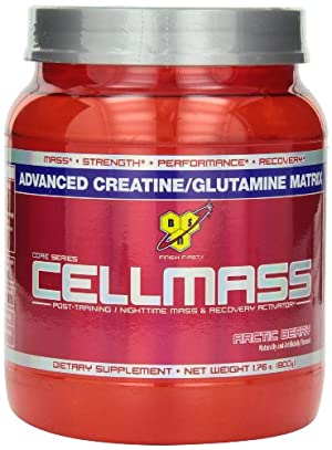 BSN Cellmass Creatine Post-Training NightTime Mass and Recovery Activator