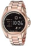 Michael Kors accès à écran tactile en or rose Bradshaw Smartwatch MKT5004