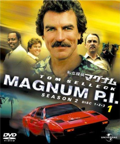 私立探偵マグナム シーズン2:disc1~3 [DVD]