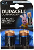 Duracell - Pile Alcaline - Cx2 Ultra Power (LR14)