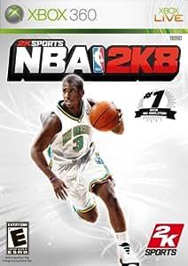 Amazon.com: NBA 2K8 - Xbox 360: Artist Not Provided: Video
