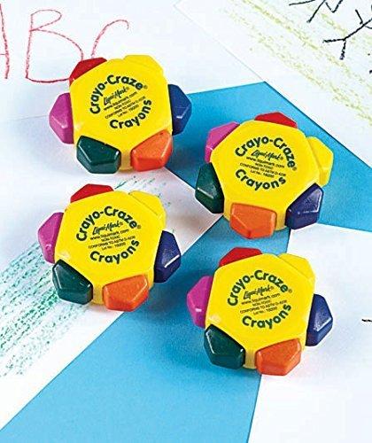 crayo-craze-crayons-6-color-crayon-wheel-pack-of-4
