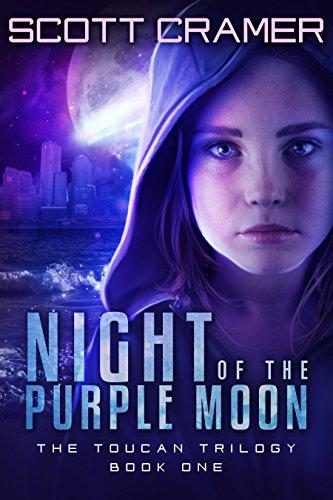 eBook: Night of the Purple Moon by Scott Cramer