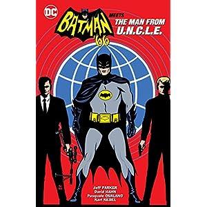 Batman '66 Meets the Man From U.N.C.L.E. (2015-) (Batman '66 Meets the Man From UNCLE (2015-))