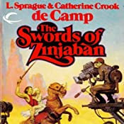 The Swords of Zinjaban: Krishna, Book 7 | L. Sprague de Camp, Catherine Crook de Camp