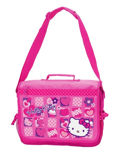 a5e56d5a73a2 If you are look for an Sanrio Mosaic Hello Kitty Messenger Bag - . Take a  look here you will find the prices and many offers.