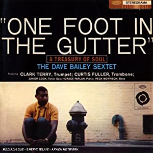 One Foot In The Gutter